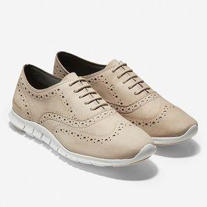 Cole Haan Zerogrand Wingtip Oxford Shoe